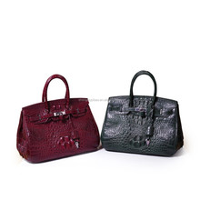 Newest Women <strong>Fashion</strong> Tote Bag Genuine Leather Shopping Handbag