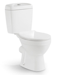 water closet sanitaryware two piece bathroom ceramic toilet