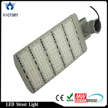 Down white 6000k led street light 60w 90w 120w 150w 180w with high power leds