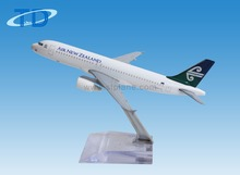 AIR NEW ZEALAND A320 1/250 16cm plane toy