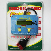 OBD2 /EOBD Check Engine Light auto scanner for Volvo / car diagnostic tool T75 with free update