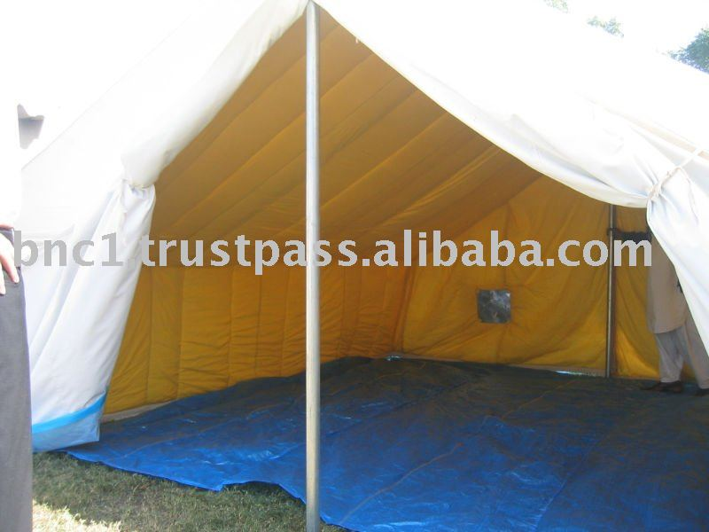 Winterized Shelter Tent