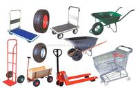 Hand Truck, Trolley & Wheel Barrow