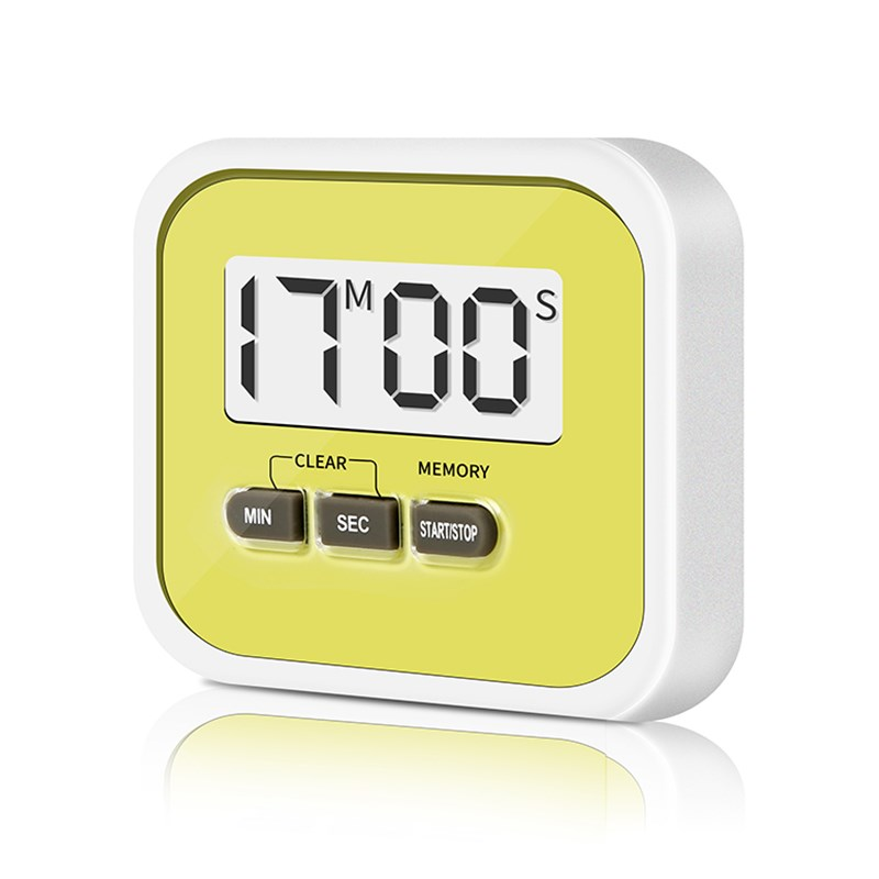KH-TM004 Kitchen Safe RoHS CE Electronic Countdown Fridge <strong>Timer</strong>