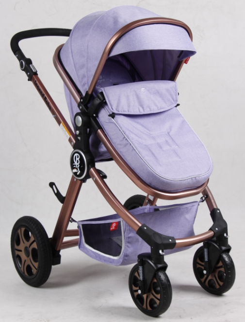 Aluminium Alloy Material China 2016 stroller for baby / baby doll pram stroller / deluxe high seat baby