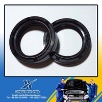 China Supplier Front Fork Oil Seal Motorcycle Seals DC 36*48*11