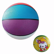 Top Quality Rubber Ball Basketball