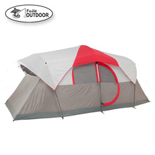 Luxury outdoor camping tent