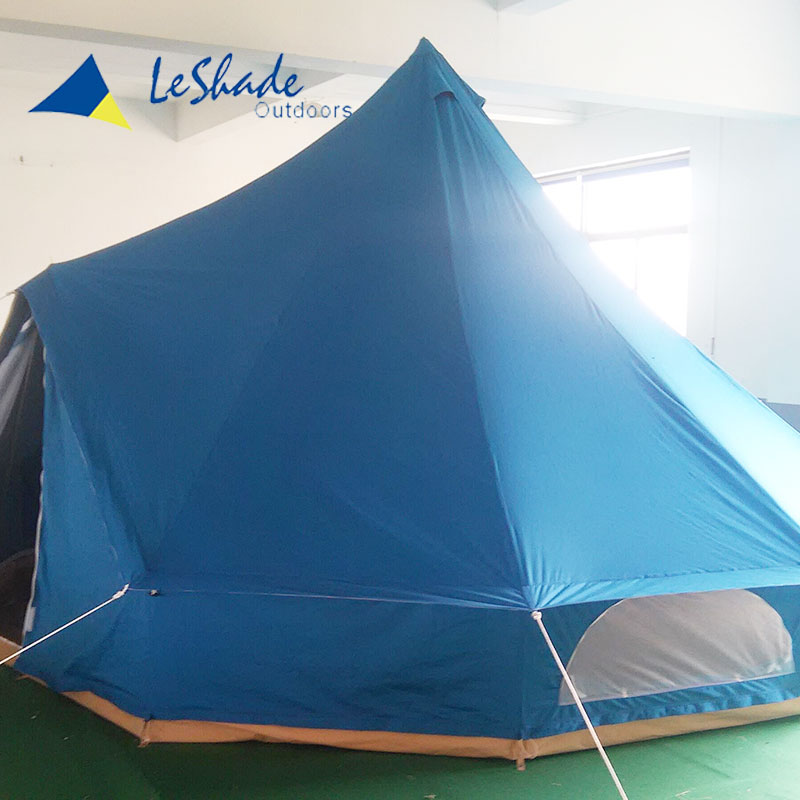 Bell Tent Canvas Cubicle Tents