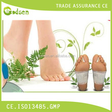 newly design top quality japanese version detox foot patch
