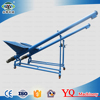 Factory industrial coal spiral screw conveyor