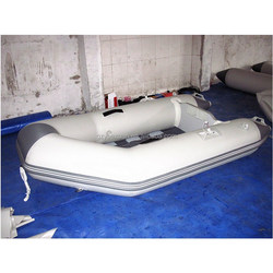 New design high quality inflatable boat with electric motor/inflatable flying fish price/water park equipment price