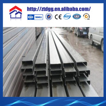 Galvanized Steel Z Purlin For Prefabricated Steel Structure House