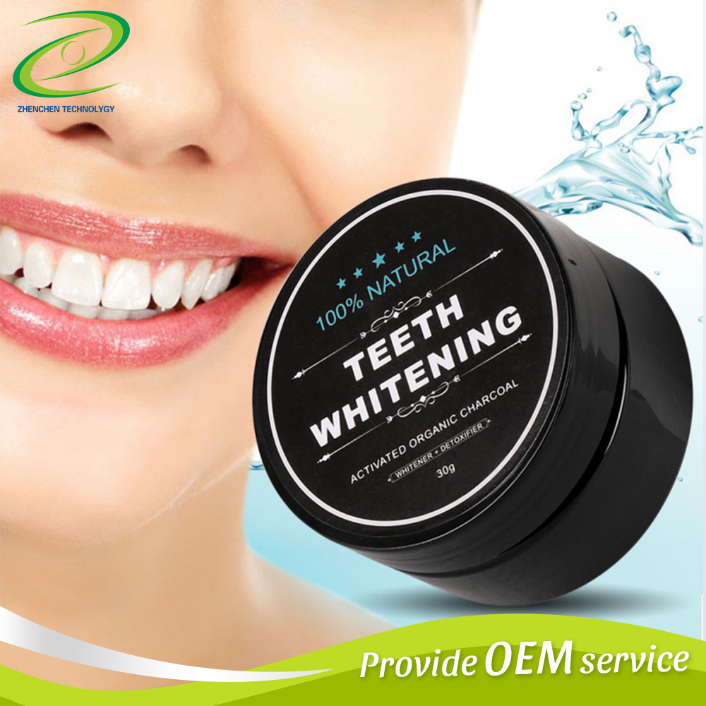 Organic Teeth Whitening Products Activated Charcoal Natural Teeth Whitening Powder Charcoal