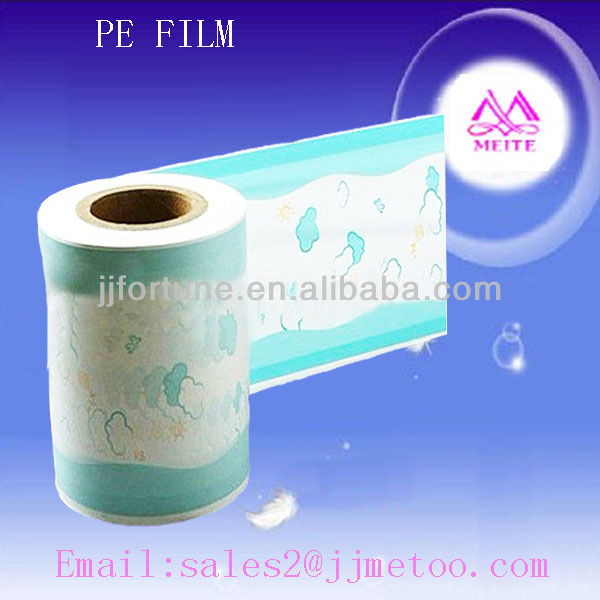 Top Quality PE Packing Film