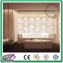 Sweet design fine bedroom 3d resin decorative relief wall painting