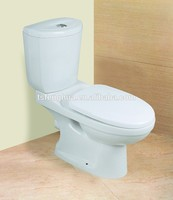 FH5C Sanitaryware Ceramic Two Piece Toilet