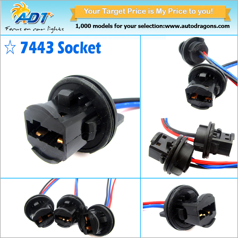T w auto lamp socket buy automotive