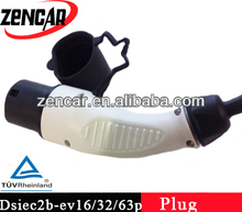 IEC 62196-2 electric charging plug for EV cars