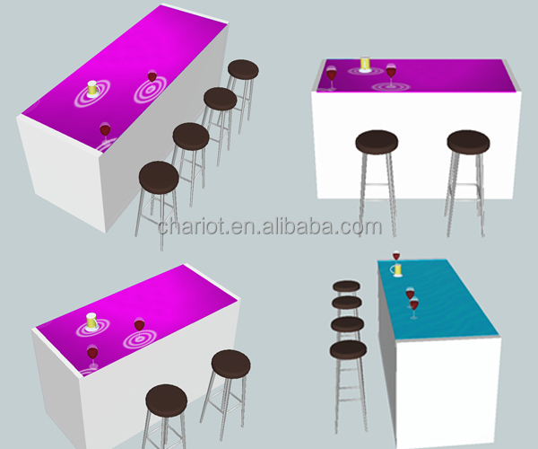 Magic ChariotTech interactive bar counter top best price