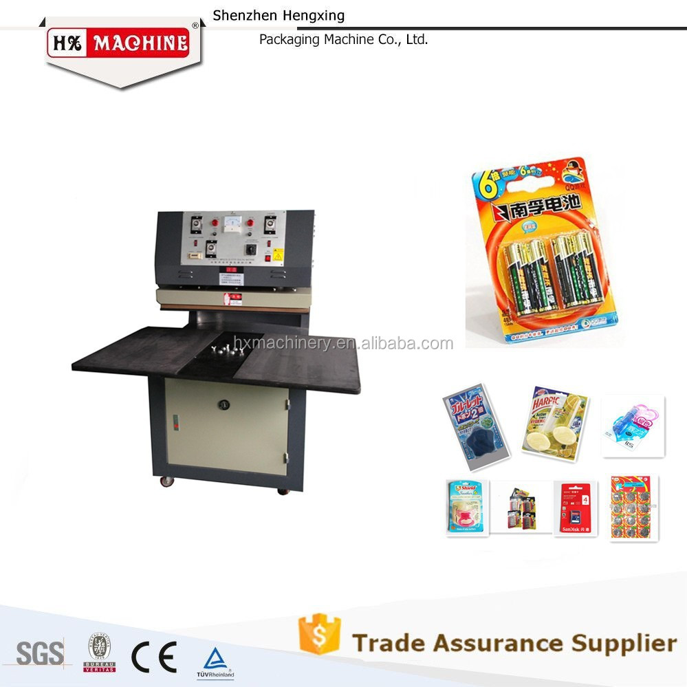 pill blister pack sealing machine for sell