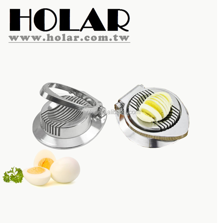 [Holar] Taiwan Made Solid Multipurpose Wire Egg Slicer with Aluminium
