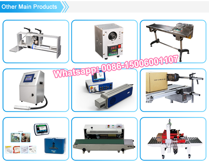 DY-8 Manual Date Expiry Coding Machine