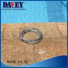 Swimming pool lane line use accessories Lane line and accessory