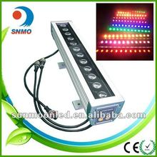 120v 230v RGB DMX512 color changing led wall washer