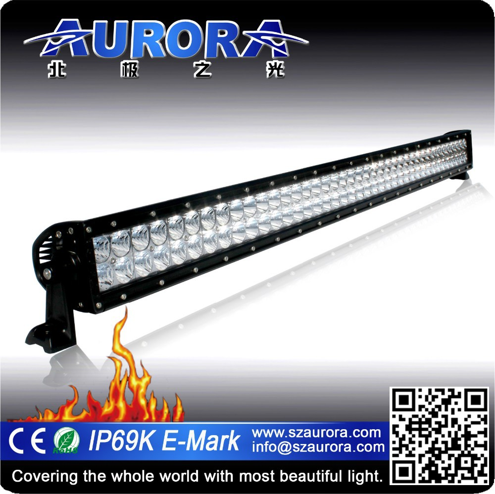AURORA 40inch 400W high quality off road led light bar