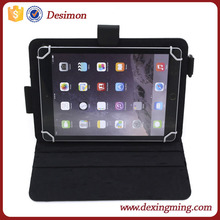 Most Fashion universal tablet PU case with power bank for ipad for iphone factory directly