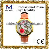 2014 Hot sale popular fashion custom design DIY mini watch