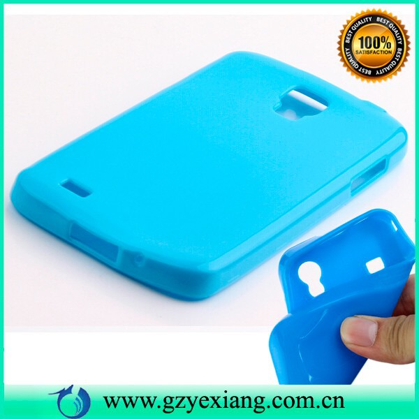 Hot sale tpu back case for samsung i9295 galaxy s4 active