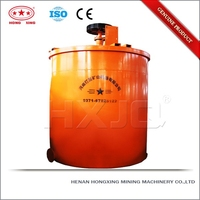 Stainless Steel Agitated Agitator Agitation Leaching Tank