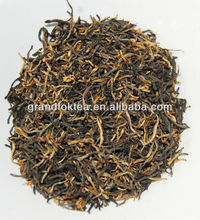 EU standard bulk loose tea leaf China Jinjunmei black tea