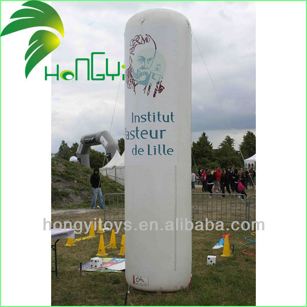 Hot Selling Decorative Inflatable Column/inflatable ice bar