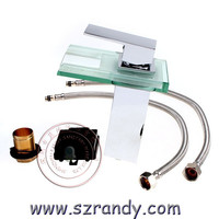 Hotel Standard Superior LED Temperature sensor Battery Powered Mixer
