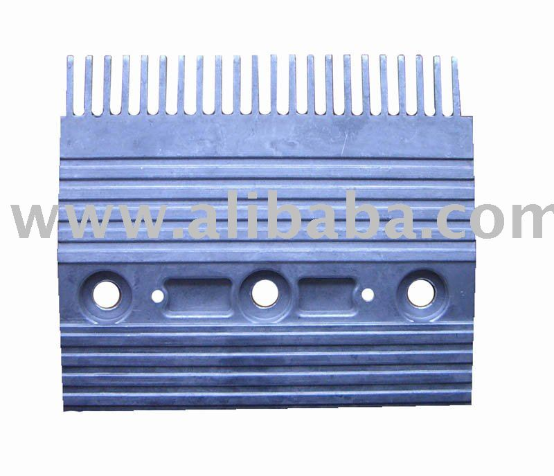 Escalator Comb Plates