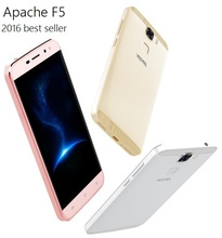 YESTEL Apache F5 Unlocked MTK6580A Quad Core Android 5.1 RAM 1GB ROM 8GB 5 inch HD screen smartphone with fingerprint