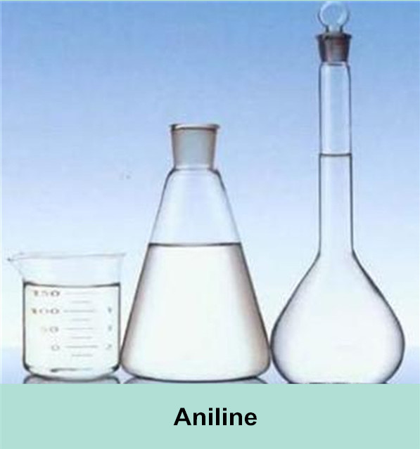 grade standard pharmaceutical grade 99.99% Aniline for Dye industry intermediates