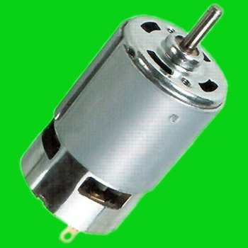 DC magnetic motor RS-755