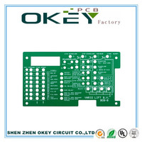 Factoy Wholesale 94v-0 Led Pcb Board Power Amplifiers 94v0 Pcb Board