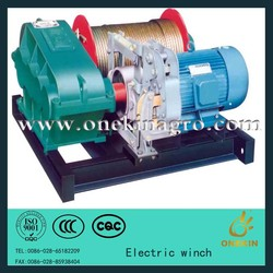 7.5KW JK/JM2 truck winches for sale