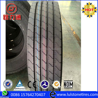 2017 Hot Sale Tires High Quality 295/75R22.5 Chinese Used Truck Tire For Canada