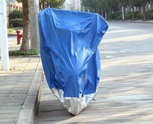 uv proof three wheel motorcycle cover/moped scooter motorcycle cover at low price with free sample