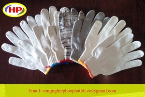 Cheapest working gloves/safety gloves cotton gloves