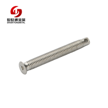 Factory Price Stainless Steel Triangle Drive Flat Head Cotter Pin Bolt