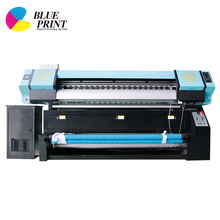 1.8 meter color canvas plotter digital printing machine