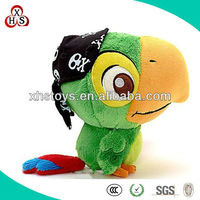 Wholesale Cute Soft Stuffed Manufacture Talking Toy Parrot for sale