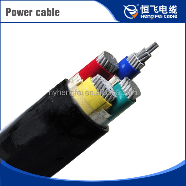 Welding Undergroud Shielded Audio Power Cable